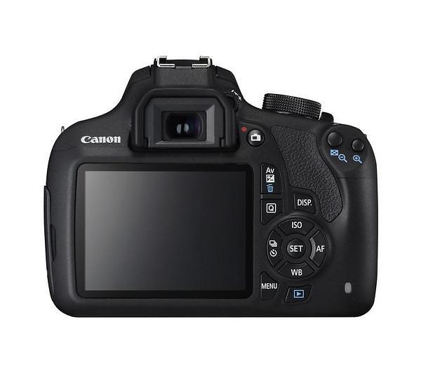 Cannon 1200D iii (Lens 18-55+Pouch and Card)