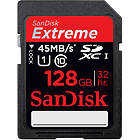 SanDisk Extreme SDXC 45MB/s 128GB
