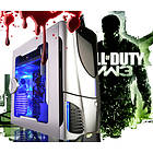 Great Tech Gamer Infinity Fusion GTX560 Ti - 3,9GHz QC 8GB 500GB DVD±RW