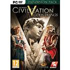 Civilization V Expansion: Gods and Kings