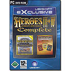 Heroes of Might and Magic III + IV - Complete