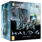 Microsoft Xbox 360 Slim 320GB - Halo 4 Limited Edition