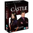 Castle - Series 1-3