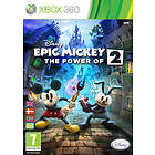 Disney Epic Mickey 2: The Power of Two - Nordic Edition