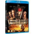 Pirates of the Caribbean: Svarta Pärlans Förbannelse