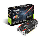 Asus GeForce GTX 760 DirectCU II OC HDMI DP 2xDVI 2GB