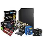 Webhallen Dator i delar Ultra - 3,5GHz QC 16GB 250GB DVD±RW