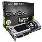 EVGA GeForce GTX 980 HDMI 3xDP 4GB