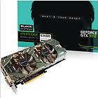 Galax/KFA2 GeForce GTX 970 EXOC Black Edition HDMI DP 2xDVI 4GB