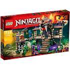 LEGO Ninjago 70749 Ormarnas Tempel
