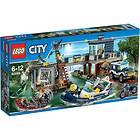 LEGO City 60069 Träskpolisstation