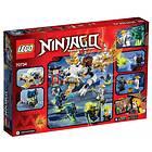 LEGO Ninjago 70734 Mäster Wus Drake