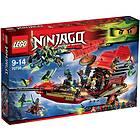 LEGO Ninjago 70738 Sista Färden Med Ödets Gåva