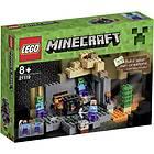 LEGO Minecraft 21119 Fängelsehålan