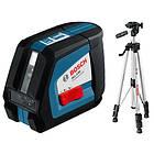 Bosch GLL 2-50 Med Stativ