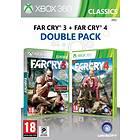 Far Cry 3 + Far Cry 4 - Double Pack