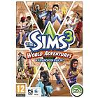 The Sims 3 Expansion: World Adventures (Destination V&auml;rlden)