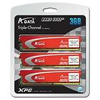 A-Data XPG Plus Series DDR3 PC10666/1333MHz CL7 3x1GB (AX3U1333PB1G7-3P)