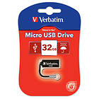 Verbatim USB Micro Store-N-Go 32GB