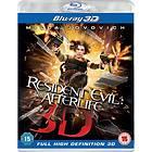 Resident Evil: Afterlife (3D) (UK)