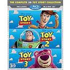Toy Story - Trilogy (3D) (USA)