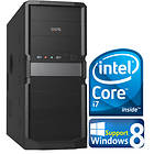 Mr.PC Computers i7-Gamer - 3,4GHz QC 4GB 500GB DVD±RW