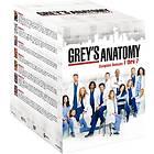 Grey's Anatomy - Säsong 1-7