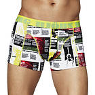 Björn Borg Magazine and Solid Short Shorts 2- pack