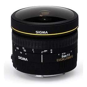 Sigma 8/3,5 EX DG Fisheye for Sigma