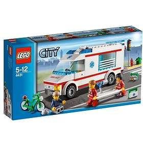 LEGO City 4431 Ambulansen