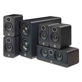 Q Acoustics 2000i 5.1 Cinema Pack
