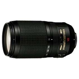 Nikon Nikkor AF-S 70-300/4,5-5,6 G VR IF-ED