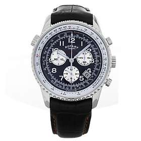 Rotary Chronograph Strap Watch GS30002/04