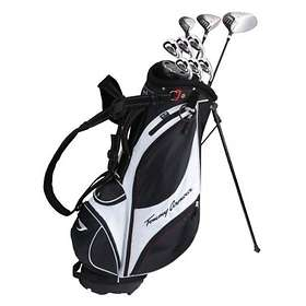 Tommy Armour Black Scott RS 2 with Carry Stand Bag