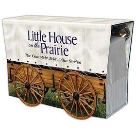 Lilla Huset På Prärien - Säsong 1-9 Samlingsbox