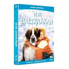 Vi På Saltkråkan - Volym 1-6 Box
