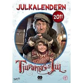 Julkalender: Tjuvarnas jul