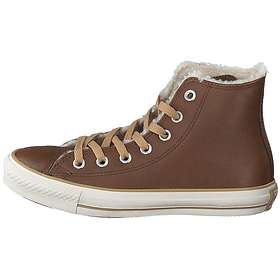 Converse Chuck Taylor All Star Shearling Hi-Top Leather (Unisex)