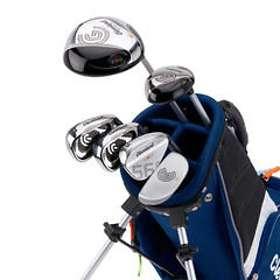 Cleveland Golf Medium Junior (7-9 Yrs) with Carry Stand Bag