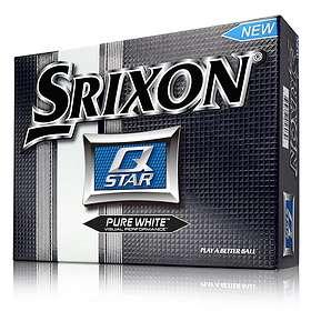 Srixon Q-Star (50 bollar)