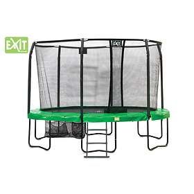Exit JumparenA Oval All-in With Enclosure 244x380cm