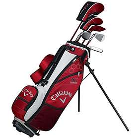 Callaway XJ Series Junior Boys (5-8 Yrs) with Carry Stand Bag