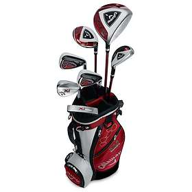 Callaway XJ Series Junior Boys (9-12 Yrs) with Carry Stand Bag