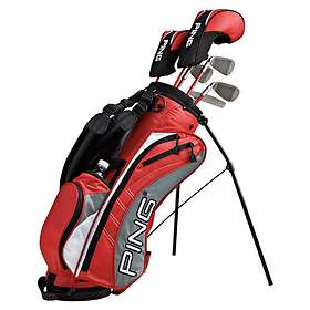 Ping Moxie G Junior (8-9 Yrs) with Carry Stand Bag