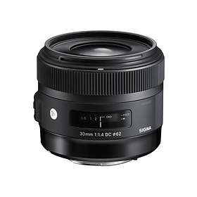 Sigma 30/1,4 DC HSM Art for Canon