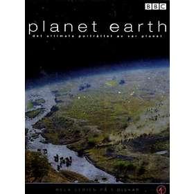 Planet Earth - Hela Serien