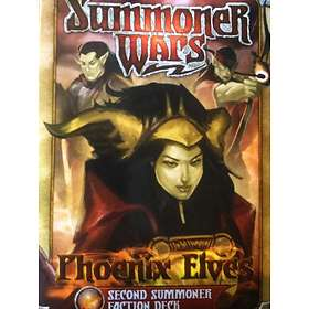 Plaid Hat Games Summoners Wars: Phoenix Elves - Second Summoner Faction Deck (ex