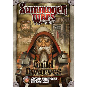 Plaid Hat Games Summoners Wars: Guild Dwarves - Second Summoner Faction Deck