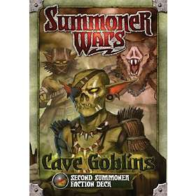 Plaid Hat Games Summoners Wars: Cave Goblins - Second Summoner Faction Deck