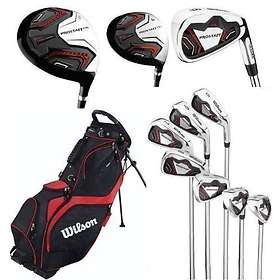 Wilson Prostaff HL with Carry Stand Bag